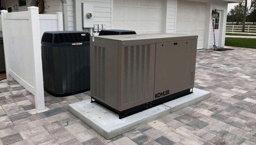 Electrical Generators Services